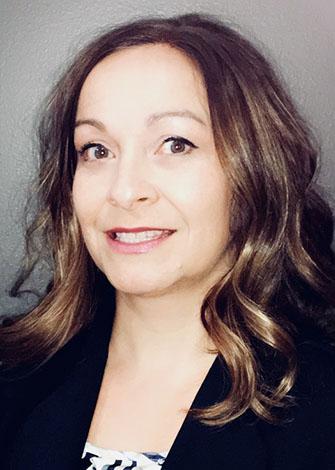a headshot of Maria Zamora